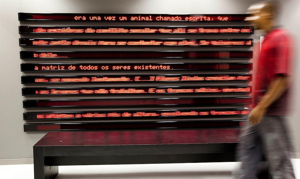 Belo Horizonte_MG, Brasil...Complexo Cultural da Praca da Liberdade, na foto o Espaco Tim UFMG do Conhecimento, Minas Gerais...The Liberdade Square Cultural Circuit. In this photo The Espaco Tim UFMG do Conhecimento...Foto: BRUNO MAGALHAES / NITRO