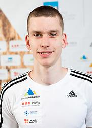 Ziga Zajc of Slovenian National Climbing team before new season, on June 30, 2020 in Koper / Capodistria, Slovenia. Photo by Vid Ponikvar / Sportida