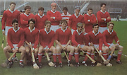 All Ireland Senior Hurling Championship Final,.Galway Vs Offaly,Offaly 2-11, Galway 1-12,.01.09.1985, 09.01.1985, 1st September 1985,.01091985AISHCF,..Cork Minor Team,T Kingston, C Connery, P Cahalane, B Coutts, C Casey, B Murphy, K McGuckian, M O'Mahony (capt), L Kelly, G O'Riordan, B Harte, J Fitzgibbon, G Manley, M Foley, M Mullins, .