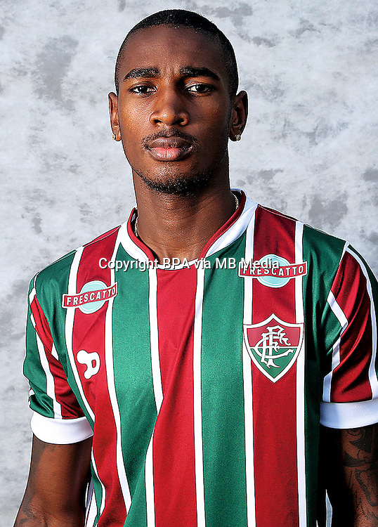 "Brazilian Football League Serie A / <br /> ( Fluminense Football Club ) - <br /> Gerson Santos da Silva "" Gerson """