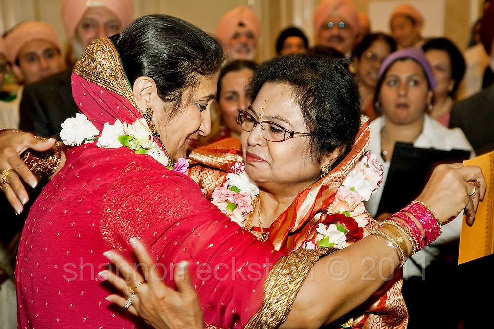 Wedding of Himani Singh & Parthajeet Chowdhuri..Ceremony & reception at Fairmont Royal York Hotel..Rob's Pics