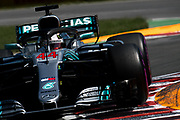 June 7-11, 2018: Canadian Grand Prix. Lewis Hamilton (GBR), Mercedes AMG Petronas Motorsport, F1 W09 EQ Power+