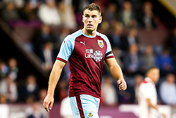 Sam Vokes of Burnley - Mandatory by-line: Robbie Stephenson/JMP - 30/08/2018 - FOOTBALL - Turf Moor - Burnley, England - Burnley v Olympiakos - UEFA Europa League Play-offs second leg