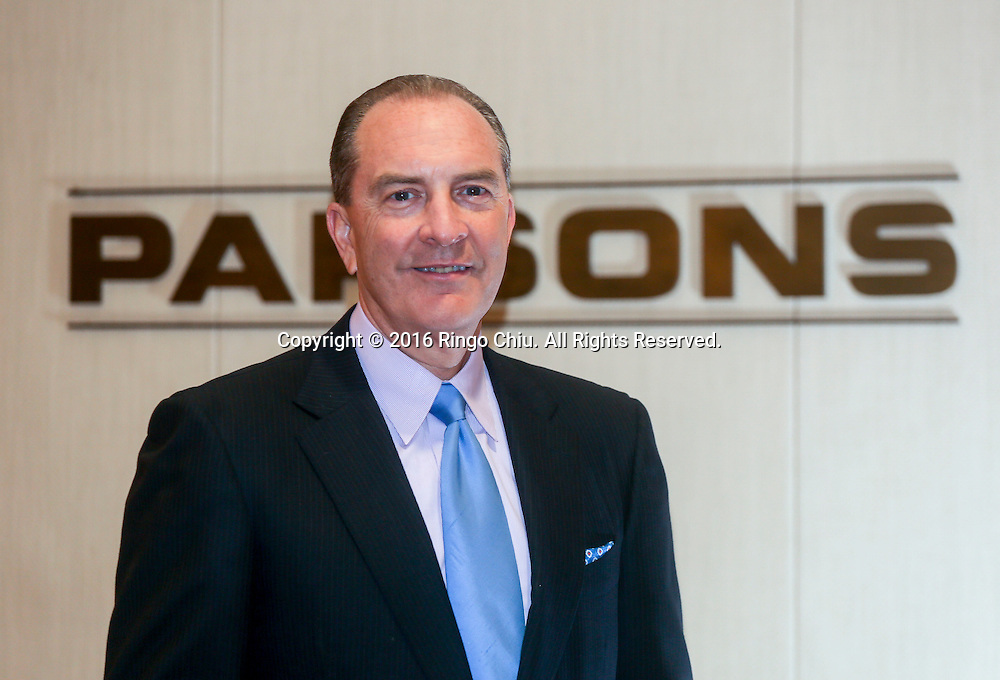 Chuck Harrington, CEO, Parson&rsquo;s Corp.<br /> (Photo by Ringo Chiu/PHOTOFORMULA.com)<br /> <br /> Usage Notes: This content is intended for editorial use only. For other uses, additional clearances may be required.