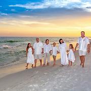 Mahalitc Family Beach Photos