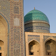 Dome of Mir-i Arab Medrassa, Bukhara