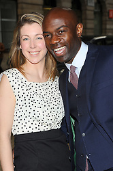 David Gyasi at the Ballet Revolucion press night in London on Wednesday, 25th April 2012  Photo by: Chris Joseph / i-Images