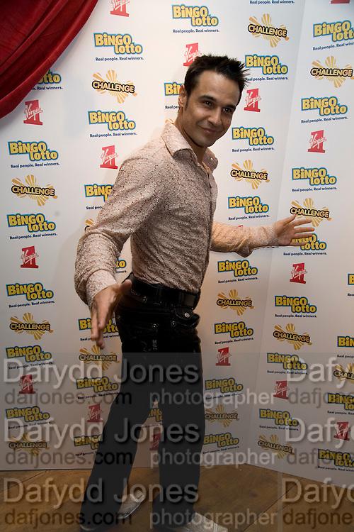 CHIKO, Bingo Lotto launch party. Soho Hotel Richmond Mews. London. 29 February 2008.  *** Local Caption *** -DO NOT ARCHIVE-© Copyright Photograph by Dafydd Jones. 248 Clapham Rd. London SW9 0PZ. Tel 0207 820 0771. www.dafjones.com.
