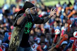 Show da banda Strike no palco principal do Planeta Atlântida 2013/SC, que acontece nos dias 11 e 12 de janeiro no Sapiens Parque, em Florianópolis. FOTO: Jefferson Bernardes/Preview.com