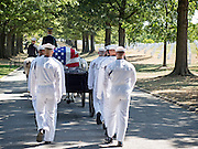 Funeral, Arlington Cemetery