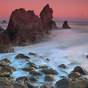Corona Del Mar - Rocky Cove - Dusk