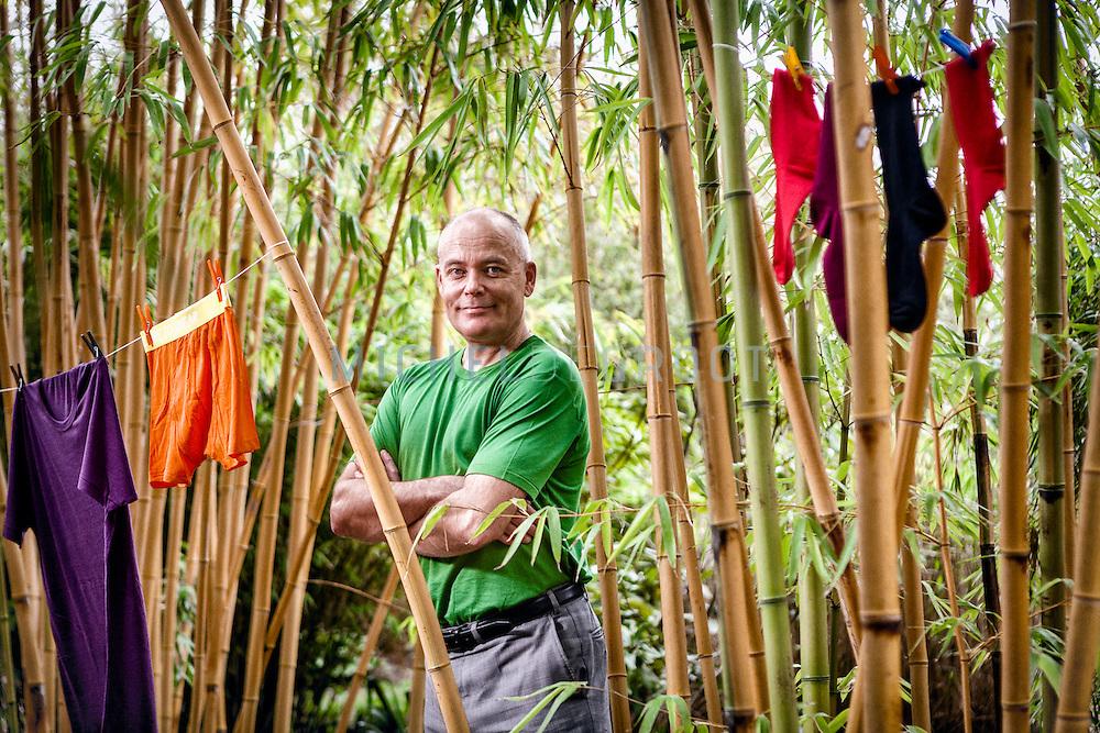 Rik Vegter, directeur van webwinkel Green Daddy