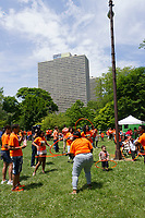 """Organizations pushing to get rid of gun violence came together Saturday afternoon, June 5th, 2017 for the Party for Peace, an event designed to raise awareness about issues related to gun violence by using live music and education. This event was held in Washington Park located at 51st and Hyde park Blvd and was sponsored by the organization Everytown for Gun Safety.<br /> <br /> 6980, 6983 – Hula hoop competitions were held.<br /> <br /> Please 'Like' """"Spencer Bibbs Photography"""" on Facebook.<br /> <br /> All rights to this photo are owned by Spencer Bibbs of Spencer Bibbs Photography and may only be used in any way shape or form, whole or in part with written permission by the owner of the photo, Spencer Bibbs.<br /> <br /> For all of your photography needs, please contact Spencer Bibbs at 773-895-4744. I can also be reached in the following ways:<br /> <br /> Website – www.spbdigitalconcepts.photoshelter.com<br /> <br /> Text - Text """"Spencer Bibbs"""" to 72727<br /> <br /> Email – spencerbibbsphotography@yahoo.com"""