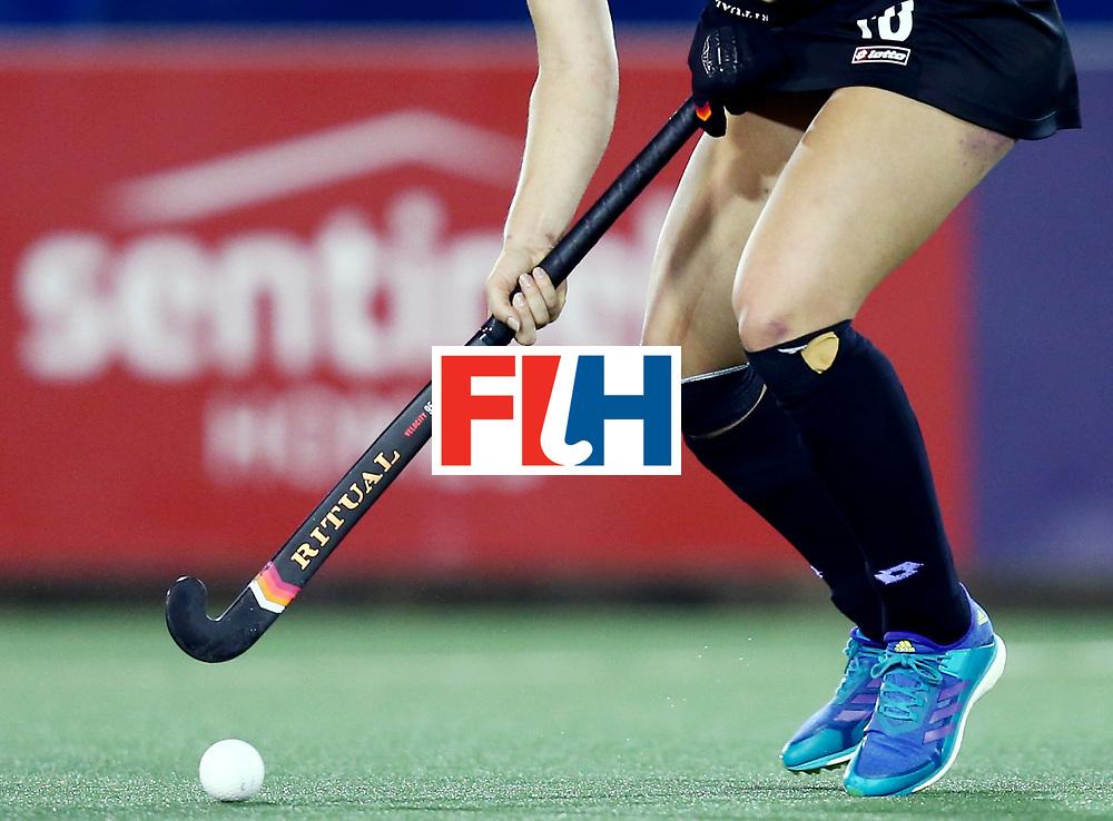 New Zealand, Auckland - 24/11/17  <br /> Sentinel Homes Women&rsquo;s Hockey World League Final<br /> Harbour Hockey Stadium<br /> Copyrigth: Worldsportpics, Rodrigo Jaramillo<br /> Match ID: 10310 - ENG-NZL<br /> Photo: (16) THOMPSON Liz