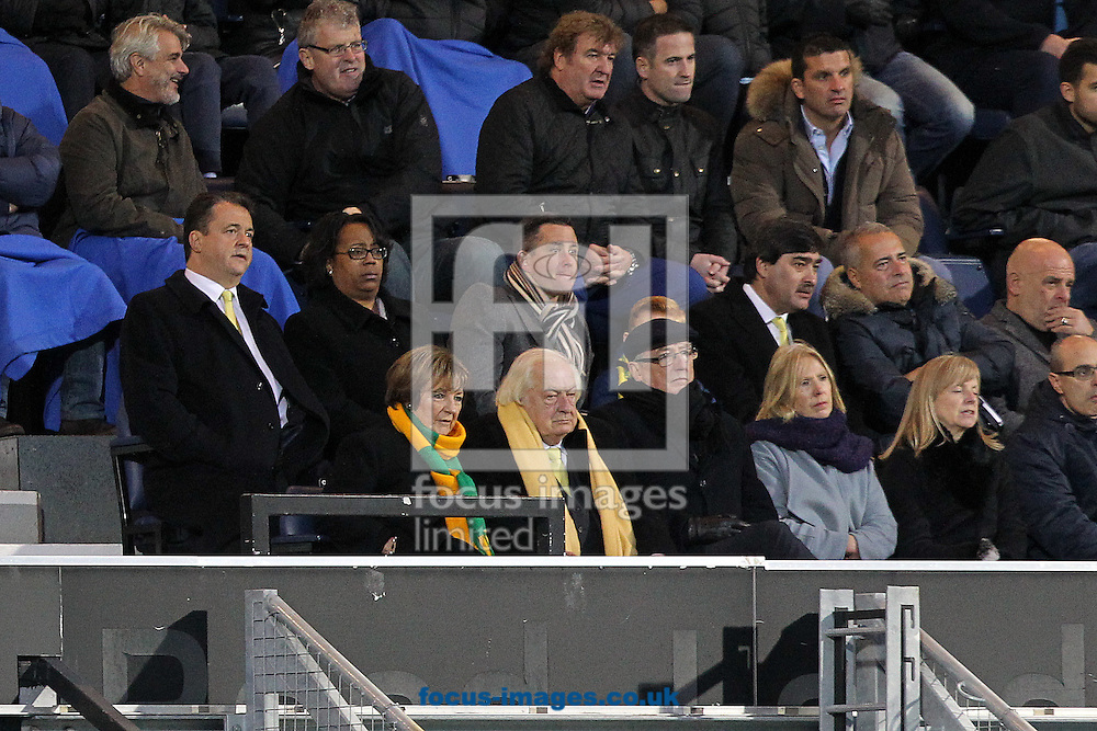 The Norwich board look tense during the Sky Bet Championship match at the Loftus Road Stadium, London<br /> Picture by Paul Chesterton/Focus Images Ltd +44 7904 640267<br /> 19/11/2016