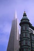 Transamerica Bldg., San Francisco, California<br />