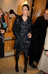 MARY McCARTNEY DONALD daughter of Sir Paul McCartney at 'A Night at Crumbland' an evening to celebrate the launch of the Stella McCartnry and Robert Crumb collaboration aand the publication of the R.Crumb handbook, held at Stella McCartney, 30 Bruton Street, London W1 on 17th March 2005.<br /><br />NON EXCLUSIVE - WORLD RIGHTS