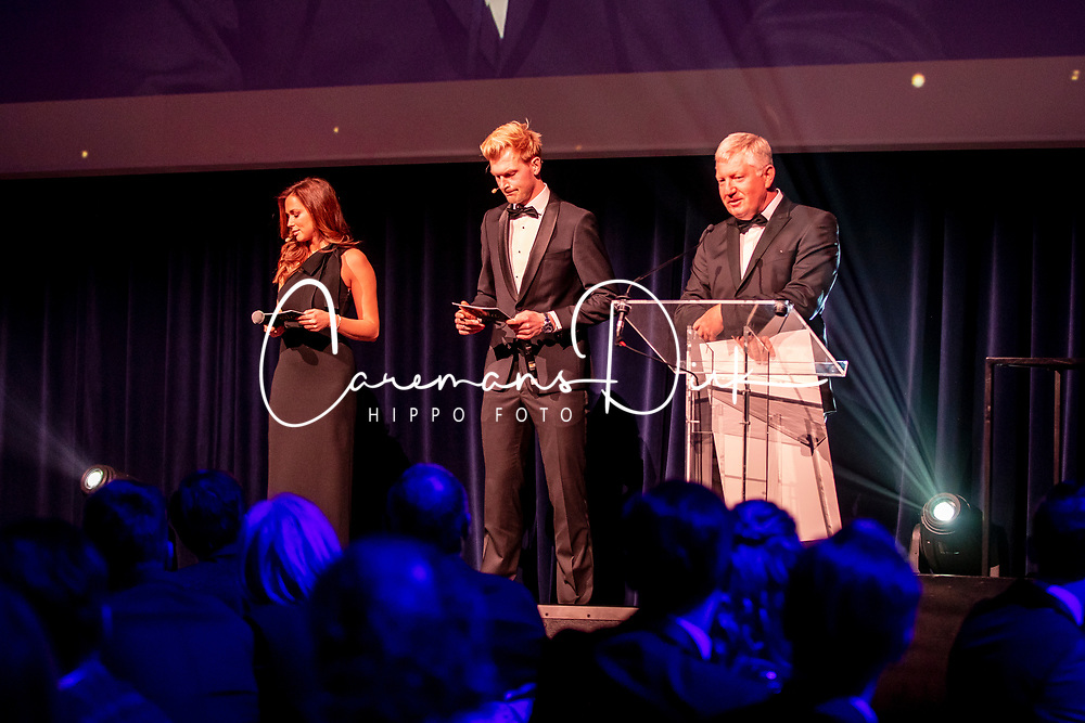 Equi Gala, Golliere Céline, Van den Bosch Paul, Van Gucht Ruben<br /> Equigala - Brussel 2020<br /> © Hippo Foto - Dirk Caremans<br /> 21/01/2020