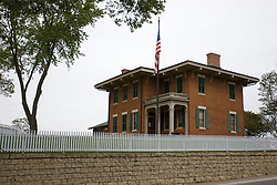 October 2009:  Galena home of the 18th President of the United States of America, Ulysses S. Grant. Sights to see in and around Galena Illinois.