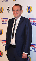 SEAN LOCKE attends the British Comedy Awards at Fountain Studios, London, England, December 12, 2012. Photo by i-Images.