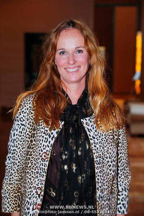 NLD/Amsterdam/20130325 - High Fashion Tea Jos Raak 2013, Patty Zomer