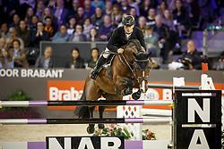 Greve Willem, (NED), Carambole N.O.P. <br /> Indoor Brabant - 's Hertogenbosch 2016<br /> © Hippo Foto - Dirk Caremans<br /> 13/03/16