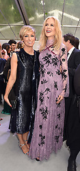 Left to right, Jo Elvin and Nicole Kidman at the Glamour Women of The Year Awards 2017 in association with Next held in Berkeley Square Gardens, London England. 6 June 2017.