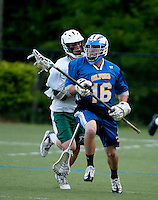 NHIAA Division III Lacrosse State Championships Gilford versus Hopkinton at Stellos Stadium June 7, 2011.