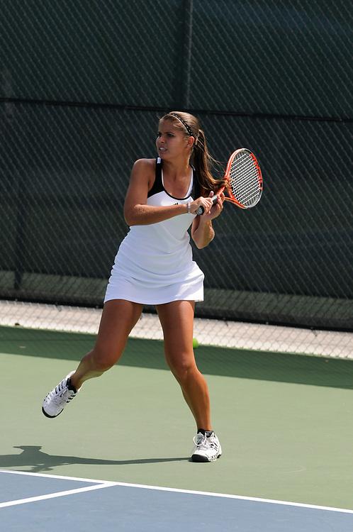 2012 FAU Women's Tennis vs Stetson
