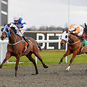 Athletic and Jim Crowley winning the 3.45 race