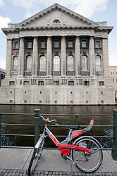 The famous Pergamon Museum on Museumsinsel in Berlin Germany