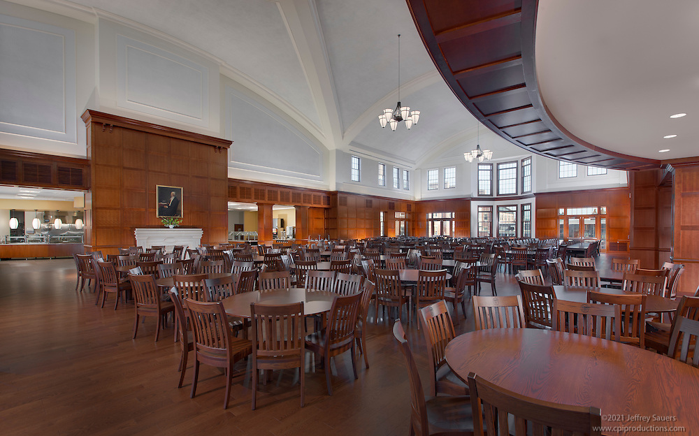 Interior Design Image Of The Edward St John Student Center At McDonogh School By Jeffrey