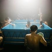 KUMAMOTO, JAPAN - APRIL 19: <br /> <br /> Photo: Richard Atrero de Guzman