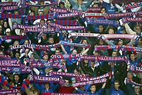 Fotball, 16. mai 2003, Tippeligaen, Vålerenga-Lillestrøm 1-1. Illustrasjon, klanen, vif-klanen, publikum, supporter, supportere, fans,Vålerenga
