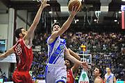 DESCRIZIONE : Campionato 2013/14 Dinamo Banco di Sardegna Sassari - Victoria Libertas Pesaro<br /> GIOCATORE : Drake Diener<br /> CATEGORIA : Tiro Penetrazione Sottomano<br /> SQUADRA : Dinamo Banco di Sardegna Sassari<br /> EVENTO : LegaBasket Serie A Beko 2013/2014<br /> GARA : Dinamo Banco di Sardegna Sassari - Victoria Libertas Pesaro<br /> DATA : 02/03/2014<br /> SPORT : Pallacanestro <br /> AUTORE : Agenzia Ciamillo-Castoria / Luigi Canu<br /> Galleria : LegaBasket Serie A Beko 2013/2014<br /> Fotonotizia : Campionato 2013/14 Dinamo Banco di Sardegna Sassari - Victoria Libertas Pesaro<br /> Predefinita :