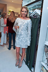 LYDIA ROSE BRIGHT (Wearing Melissa Odabash) from TV's Only Way is Essex at the opening of the new Melissa Odabash store in Walton Street, London SW3 on 7th July 2011.