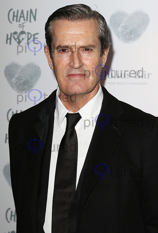 Rupert Everett, Chain of Hope Gala Ball, Grosvenor House, London UK, 20 November 2015, Photo by Brett D. Cove