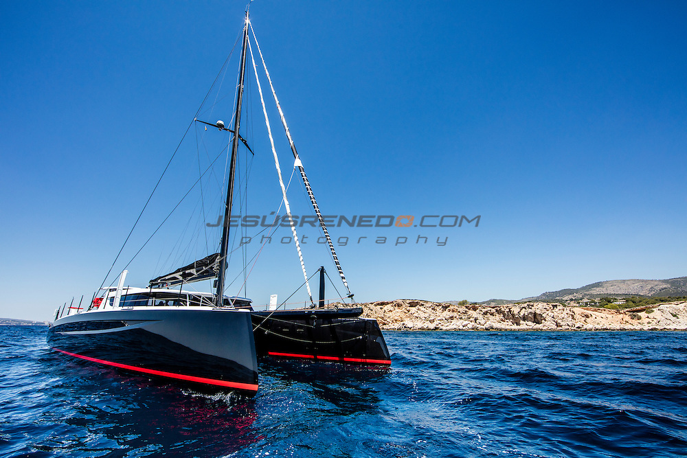 HH 66 Performance Catamaran, Mallorca July 2016<br /> &copy;jesusrenedo.com