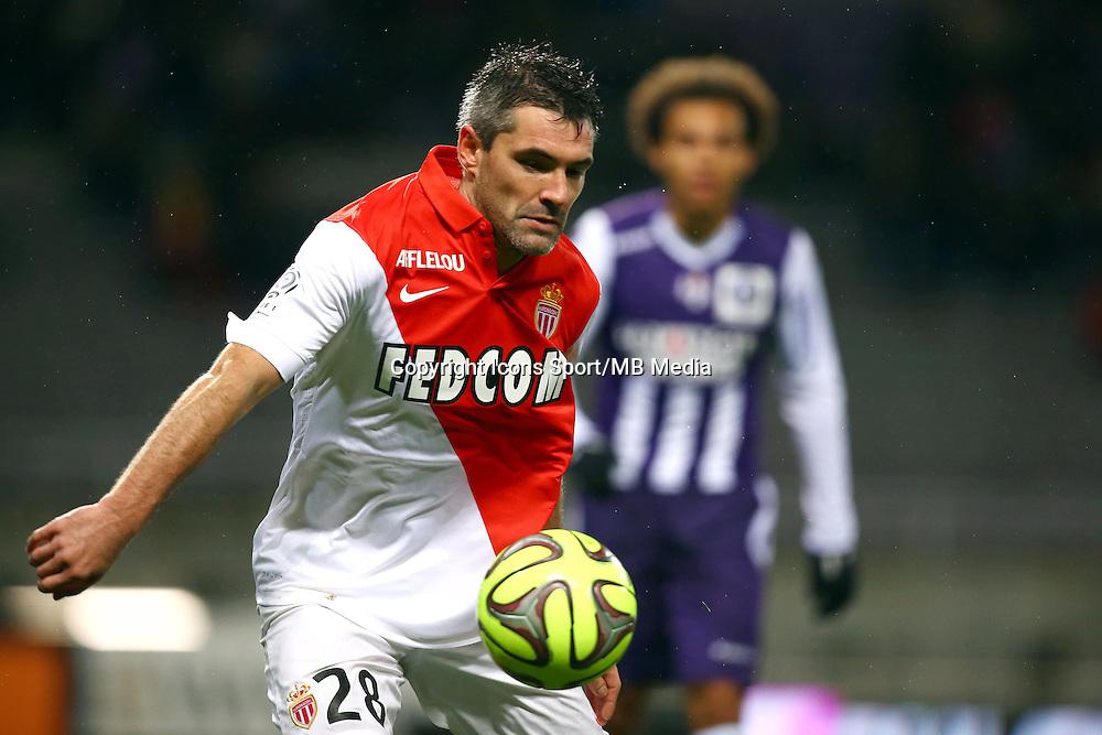 Jeremy Toulalan - 05.12.2014 - Toulouse / Monaco - 17e journee Ligue 1<br />Photo : Manuel Blondeau / Icon Sport