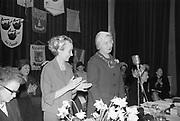 Kit Ahern (standing on left)<br /> <br /> 2nd April 1964
