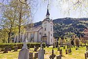 Ranes kirke er en langkirke fra 1869 i Surnadal kommune, Møre og Romsdal fylke. Den er en del av Den norske kirke og hører til Indre Nordmøre prosti i Møre bispedømme. Byggverket er i tre og har 420 plasser. Riksantikvaren: Det ble nybygd en kirke på Ranes i 1702 etter at en eldre kirke på stedet var blitt kondemnert. Denne eldre kirken ble i et yngre regnskap beskrevet som en stavbygning med korsformet grunnplan. Nykirken var en tømmerbygning med korsformet grunnplan, takrytter over korset, sakristi i øst og våpenhus.