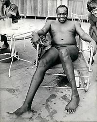 1972 - Pres. Idi Amin, Uganda, 1972 (Credit Image: © Keystone Pictures USA/ZUMAPRESS.com)
