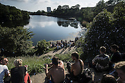 The Free City of Christiania was founded in 1971 by a group of hippies who occupied the buildings of an abandoned military base in the heart of Copenhagen to restructure them to live in community. More than forty years after its creation, Christiania, actually the largest social experiment in the center of Europe, stronghold of alternative culture, is now facing new challenges. Challenges that are no longer political but social and identity.Since its occupation Christiania has been seen as an example of self-government and self-determination, even if the drug dealing has meant that for years the legal status of the area remained in a juridical limbo that has made it, on on a practical level, an independent territory, while the Danish government tried, unsuccessfully, to clear the area by its occupants. In recent years the relations with the Government have improved. After the normalization the positions of the children of Utopia have become certainly less and less radical and from the 70s to today. Christiania although subject to state laws has its own rules. Cars and motor vehicles are banned, you can use only the bike and there is no police around.One of the flaws, for some, but for others it is a peculiarity, it's the existence of the free zone for trade of soft drugs; commerce which has been estimated at about 250 million euros a year and which is run by gangs of criminals that have little to do with the healthier ideals of the independent community.