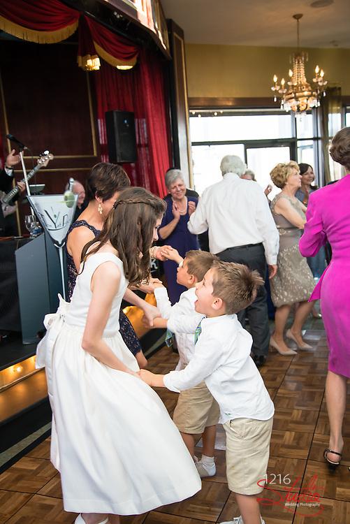 Charles & Amy Wedding Album New Orleans 2015 1216 Studio French Quarter Photographers