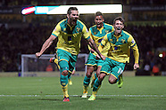 Norwich City v Blackburn Rovers 190814