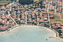 21.06.2015, Zadar, CRO, Insel Vir, Vir ist eine Insel an der kroatischen K&uuml;ste der Adria im Norden der Stadt von Zadar. Die Insel ist mit dem Festland &uuml;ber eine Stra&szlig;enbr&uuml;cke verbunden, im Bild Vir is an island on the Croatian coast of Adriatic sea located north of the city of Zadar. It is connected to the mainland via a road bridge. EXPA Pictures &copy; 2015, PhotoCredit: EXPA/ Pixsell/ Dino Stanin<br /> <br /> *****ATTENTION - for AUT, SLO, SUI, SWE, ITA, FRA only*****