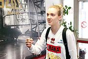 Matina Kacerik<br /> Umana Reyer Venezia vs Fixi Piramis Torino<br /> Campionato LBF 20172018<br /> Play Off - Quarti di finale<br /> Gara 1<br /> Venezia, 03/04/2018<br /> Foto A. Gilardi/Ag. Ciamillo-Castoria