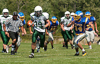 Varsity Football Gilford versus Newfound September 3, 2011.