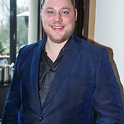 NLD/Amsterdam/20141217 - Musical Awards Nominatielunch 2015, Dennis Willekens