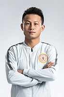 **EXCLUSIVE**Portrait of Chinese soccer player Rao Weihui of Beijing Renhe F.C. for the 2018 Chinese Football Association Super League, in Shanghai, China, 24 February 2018.